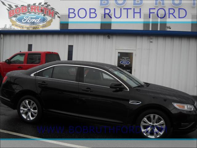 2010 ford taurus sel low mileage pv5600 4d sedan