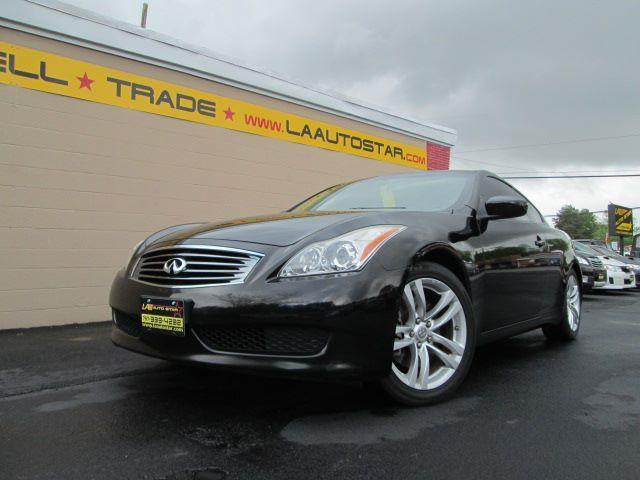 2010 Infiniti G Coupe G37 Journey - 18500 - 64670141