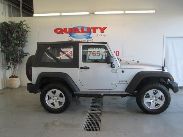 2010 Jeep Wrangler Sport For Sale In Albuquerque New
