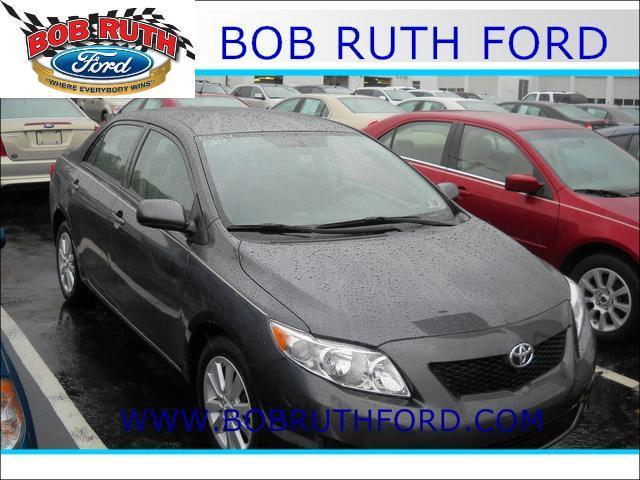 2010 toyota corolla le pv5604 4-speed automatic