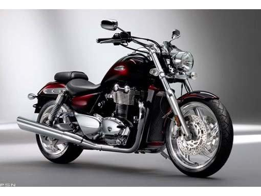 2010 Triumph Thunderbird ABS 1700