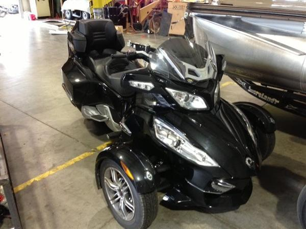 2011 Can Am Spyder Rt S Se5 For Sale In Louisville