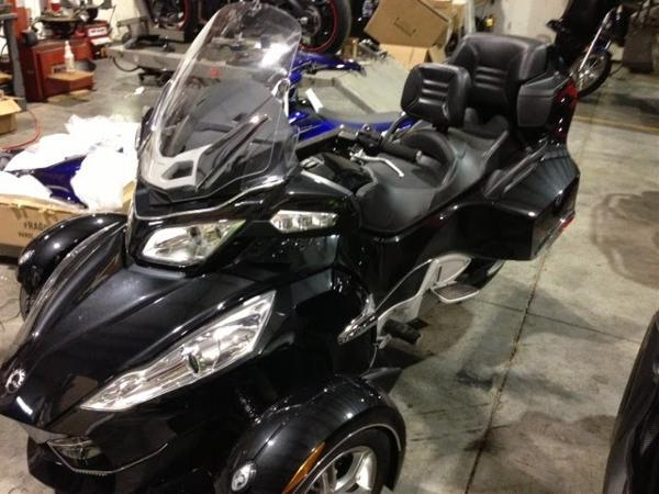 2011 Can Am Spyder Rt S Sm5 For Sale In Louisville