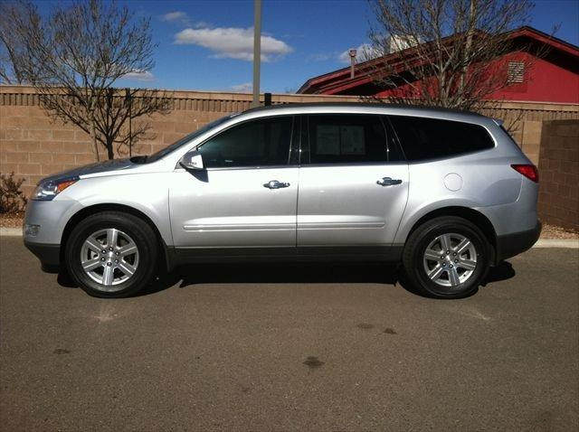 2011 chevrolet traverse for sale in albuquerque new. Black Bedroom Furniture Sets. Home Design Ideas