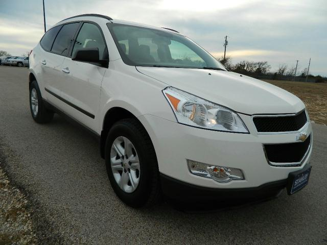 2011 chevrolet traverse fwd 4dr ls for sale in killeen. Black Bedroom Furniture Sets. Home Design Ideas
