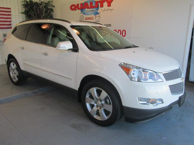 2011 chevrolet traverse ltz for sale in albuquerque new. Black Bedroom Furniture Sets. Home Design Ideas