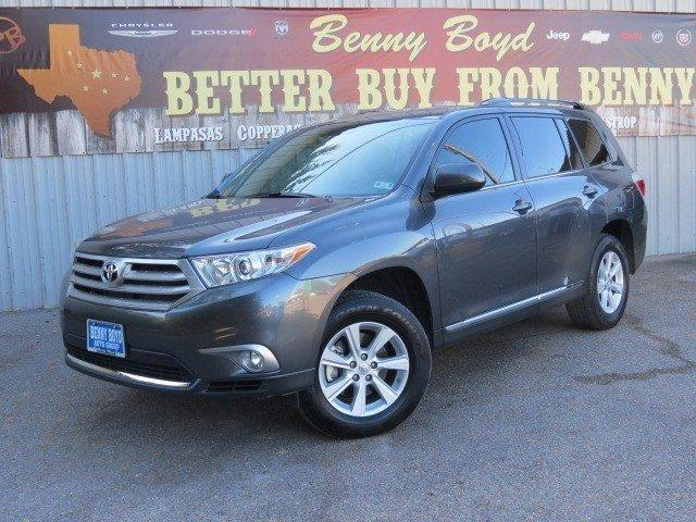 2011 Toyota Highlander SUV for Sale in Killeen, Texas Classified