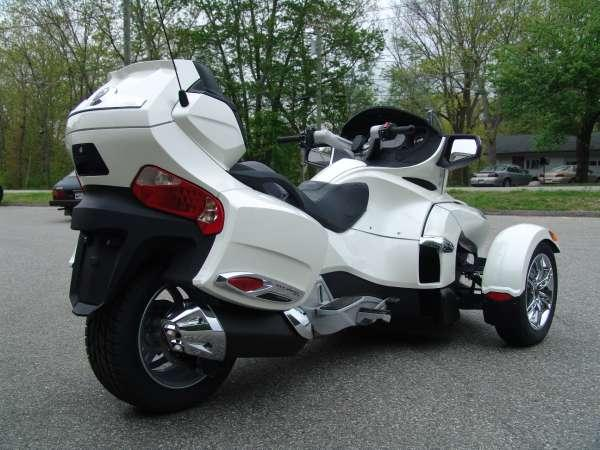 2012 Can-Am Spyder RT Limited for Sale in Hartford