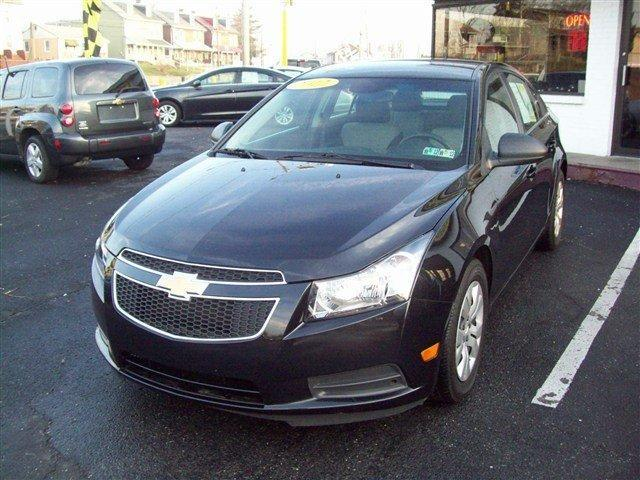 2012 chevrolet cruze for sale in reading pennsylvania. Black Bedroom Furniture Sets. Home Design Ideas