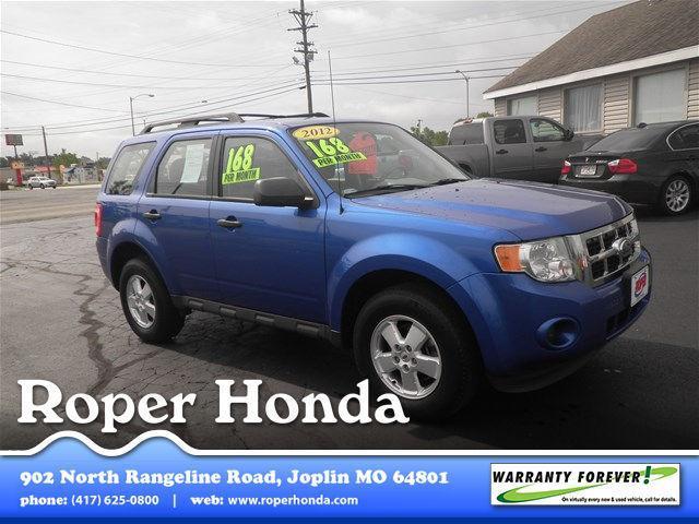 2012 Ford Escape XLS - 9580 - 66922305