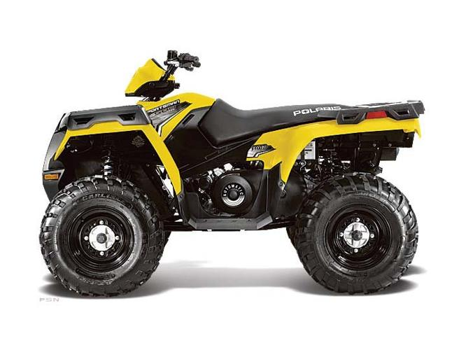 2012 polaris sportsman 500 h o for sale in springfield. Black Bedroom Furniture Sets. Home Design Ideas