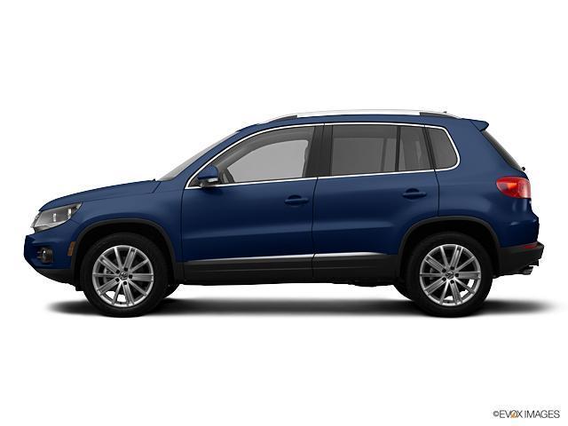 2012 Volkswagen Tiguan SE w/Sunroof & Nav - 17695 - 66624049