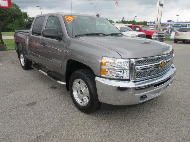 2013 Chevrolet Silverado 1500 LT Z71 - 34350 - 66506562