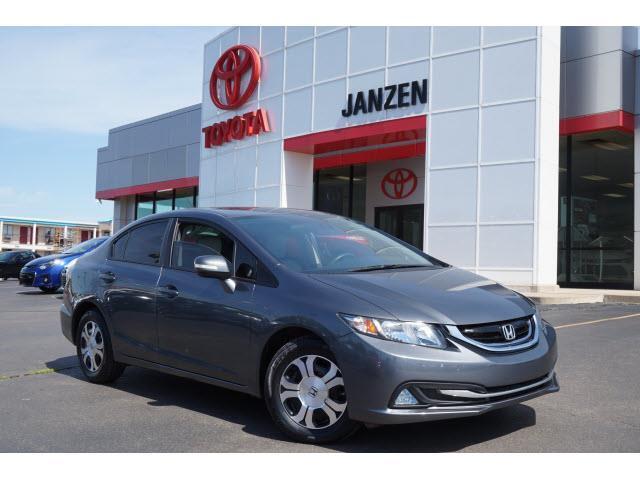 2013 Honda Civic Hybrid - 15982 - 65942724