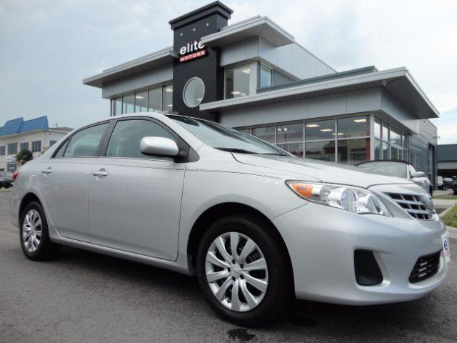 2013 Toyota Corolla LE 4-Speed AT - 11995 - 66762230