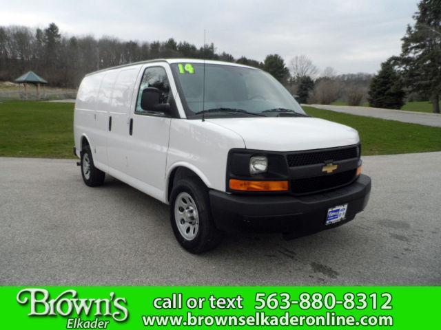 2014 Chevrolet Express 1500 Work Van - 19988 - 63174639