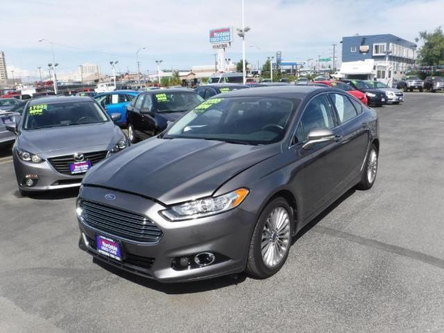 2014 Ford Fusion 4 Door Sedan - 22995 - 66887513