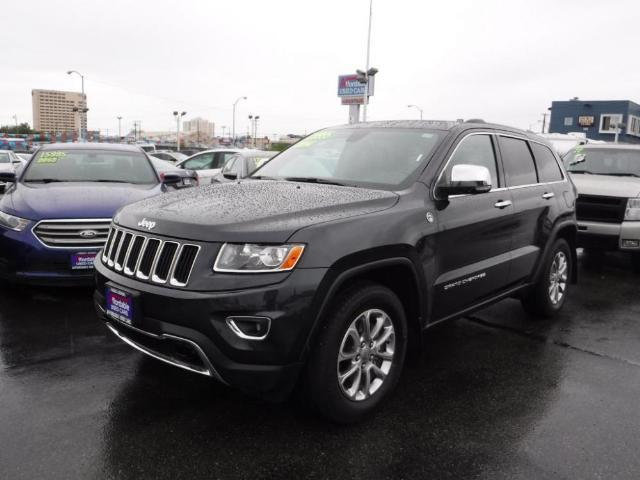 2014 Jeep Grand Cherokee 4 Door Wagon - 29995 - 66887525
