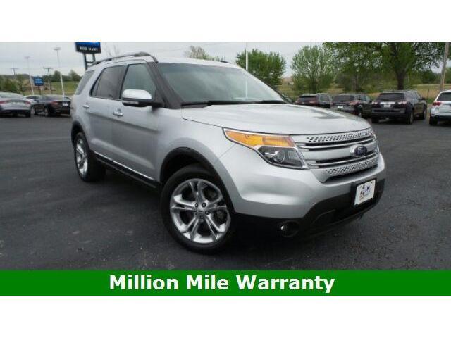 2015 Ford Explorer Limited - 29801 - 66962583