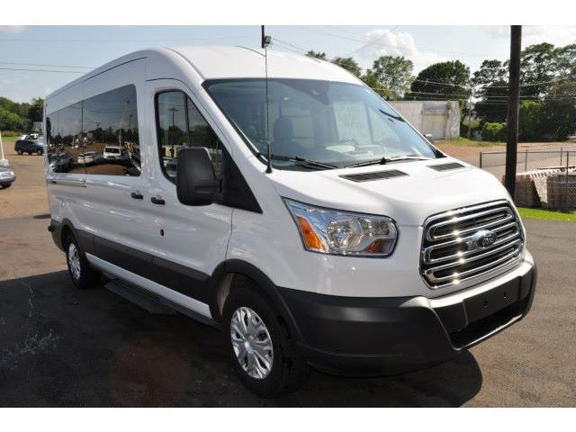 2015 Ford Transit 350 Wagon Med. Roof XLT w/Sliding P - 28450 - 65941584