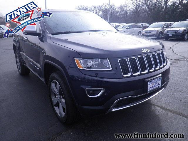 2015 Jeep Grand Cherokee Limited - 32995 - 63180572