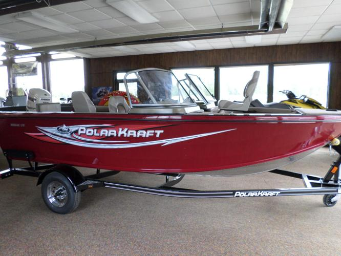 2016 Polar Kraft Kodiak Sport 170 FS