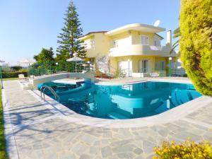6br Mary Holiday Rental Villa Crete weekly (Rethymnon)