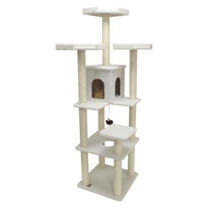 80 bungalow sherpa cat condo tree furniture tower best for 80s furniture for sale