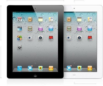 Apple iPad 2 MC916LL/A Tablet (64GB, Wifi, Black) 2nd Generation