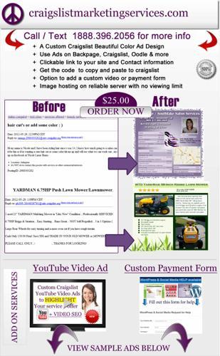 Beautiful image ads to turn viewers to leads w custom form
