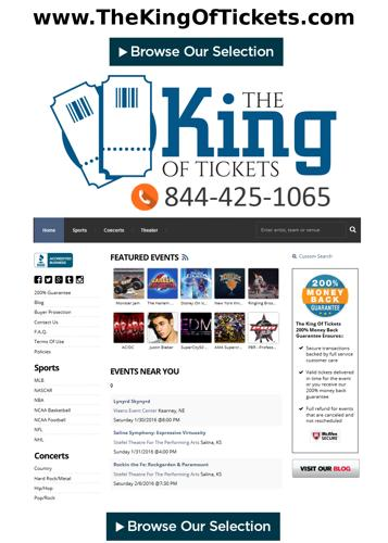 Best Places To Buy Concert Tickets
