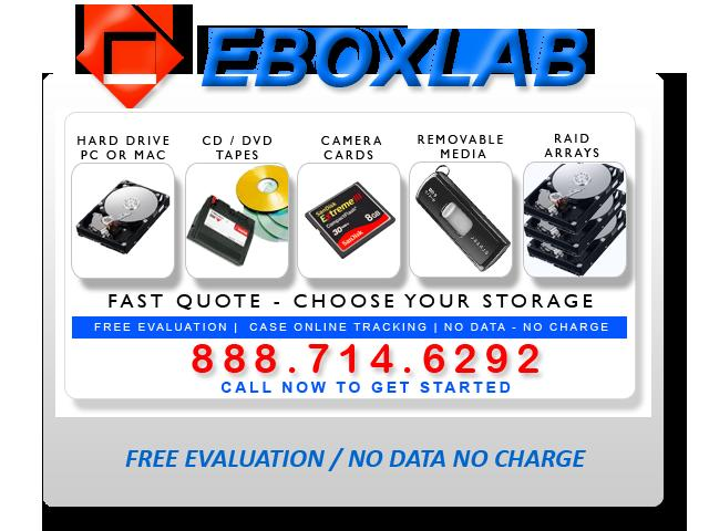 Boulder Data Recovery Services