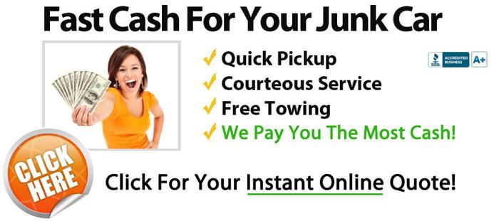 Cash For Cars Columbus - Best Pay!