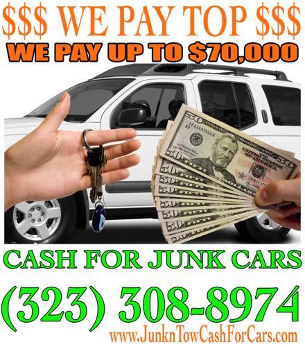 Cash For Junk Cars. We Buy Junk Cars. Junk Cars Wanted. 400-70000 Cash