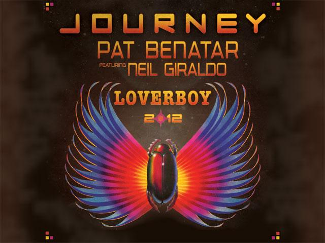 Cheap Journey, Pat Benatar and Loverboy Tickets Youngstown