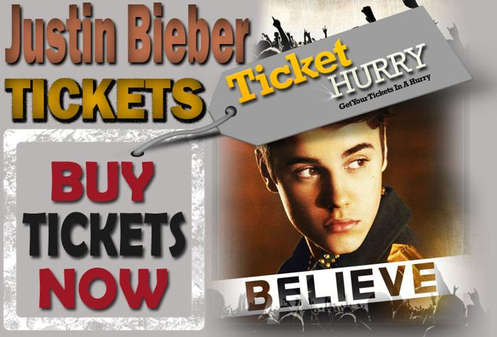 Cheap Justin Bieber VIP Tickets