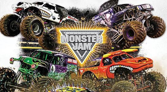 Cheap Monster Jam Tickets Bon Secours Wellness Arena