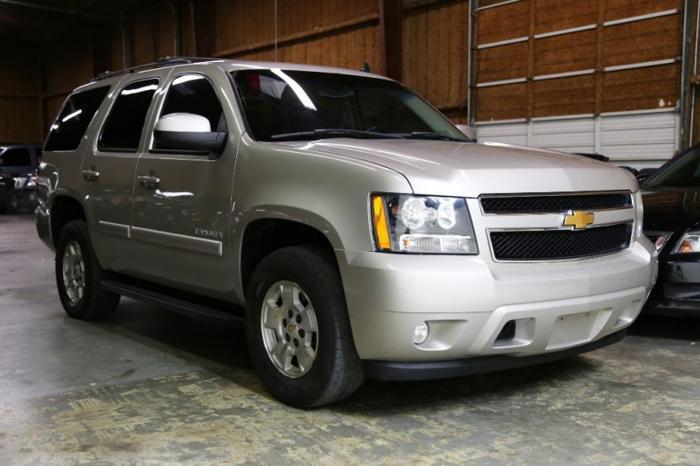 Chevrolet Tahoe LT2