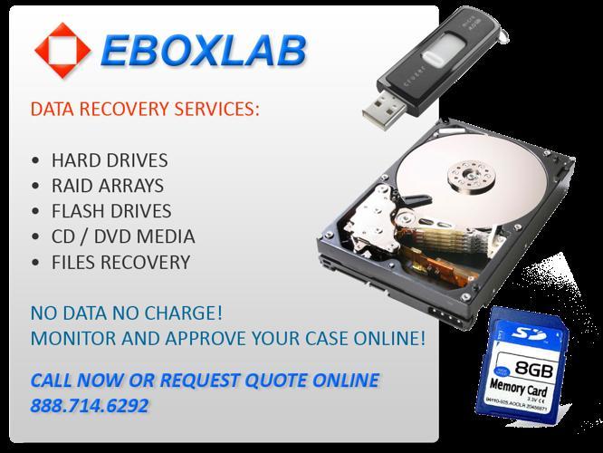 Colorado Springs Data Recovery - Seagate, Western Digital, Hitachi, IBM - all digital Media