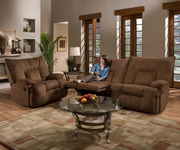 Man Cave Yard Sale : Comfortable recliner sofa set huge for the man cave or