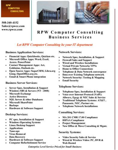 Computer Services for Business