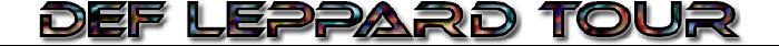 Def Leppard Concert Tickets Birmingham 2016 Tour Oak Mountain Amphitheatre