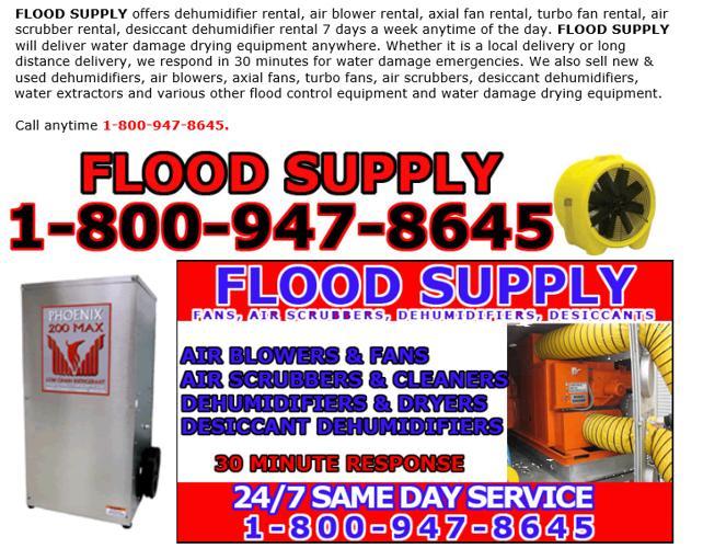 Dehumidifying Service Flood Drying Company Stamford Darien Naugatuck CT Seymour Fairfeld Norwalk CT