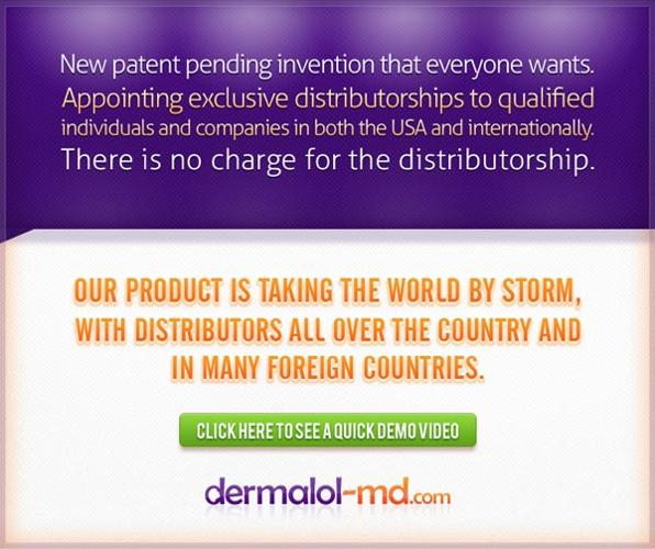 Dermalol MD gel - GREAT OPPORTUNITY Buffalo