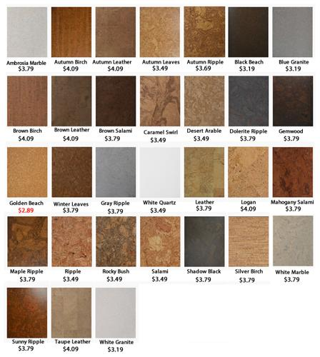 Discount Cork Flooring - Forna cork, Affordable prices