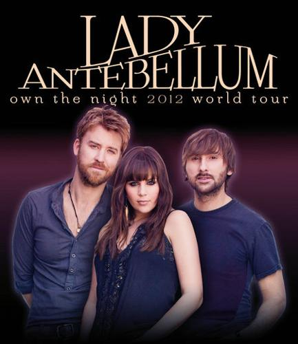 Discount Lady Antebellum Tickets Harrisburg