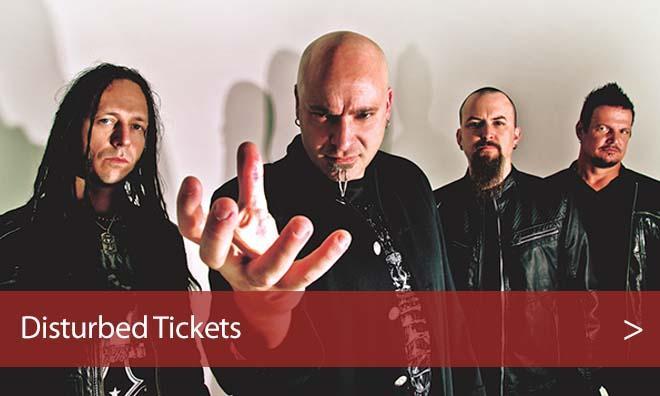 Disturbed Dallas Tickets Concert - Gexa Energy Pavilion, TX