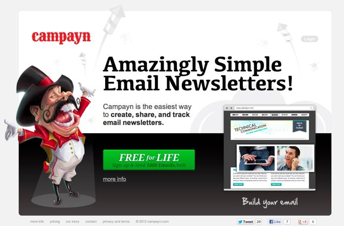 DIY Email Newsletters Free For Life