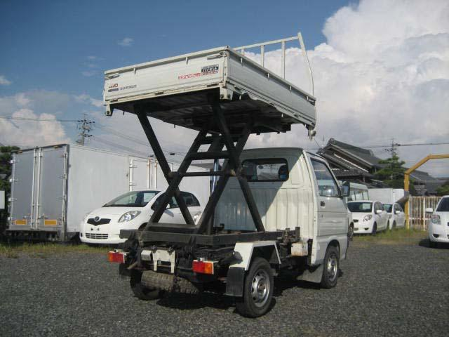 Dump Bed Daihatsu Hijet 4x4 Japanese Mini Trucks For Sale