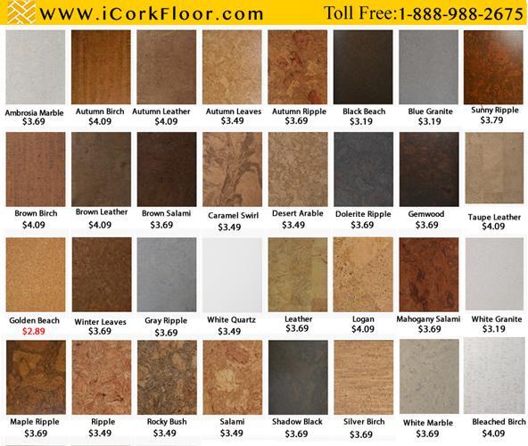 Eco friendly flooring go with cork flooring